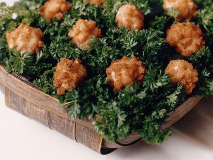 Japanese Shrimp Puffs