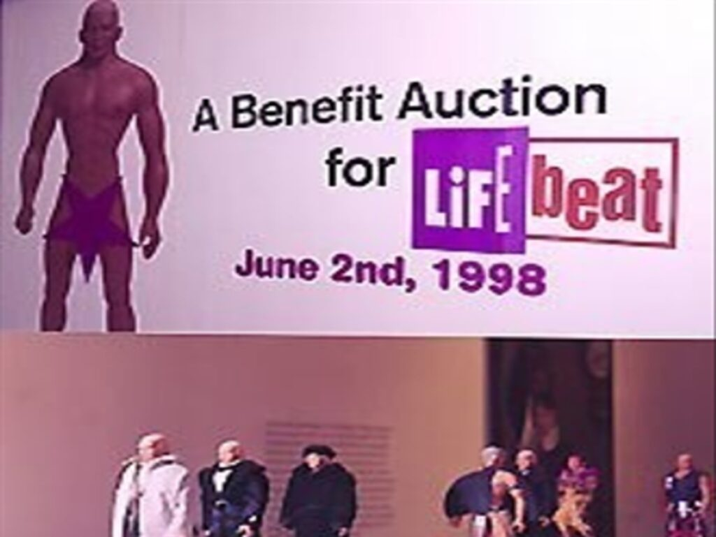 A Benefit Auction For Lifebeat