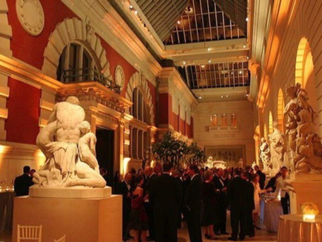A Corporate Celebration at the Metropolitan Museum of Art