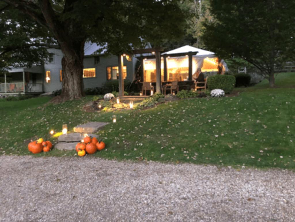 Autumn Celebration In Hudson Valley