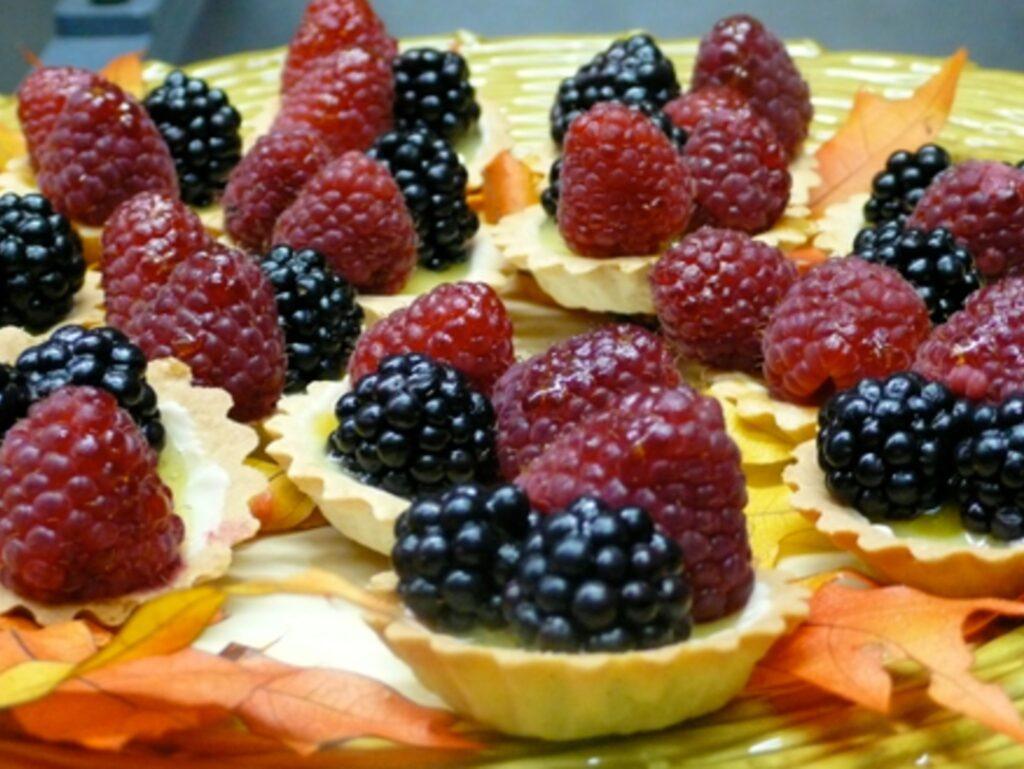 Berries Mini Tarts
