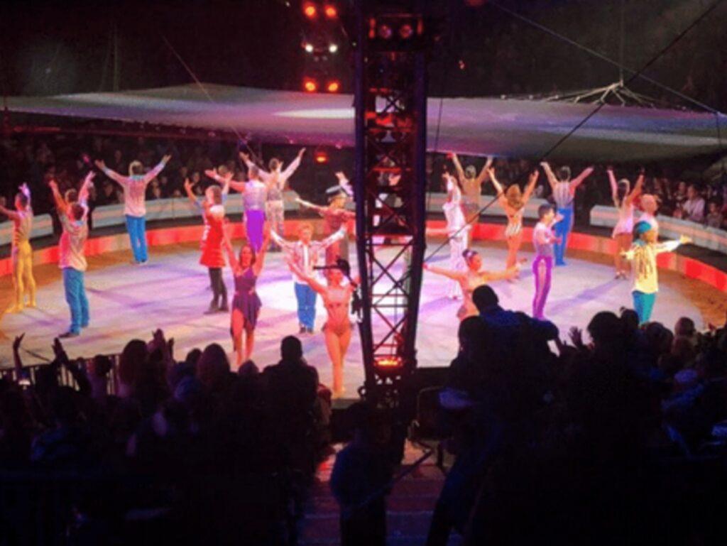 Big Apple Circus Show