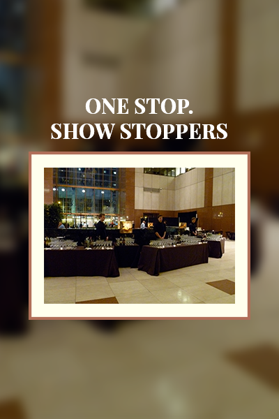 Showstopper One Stop