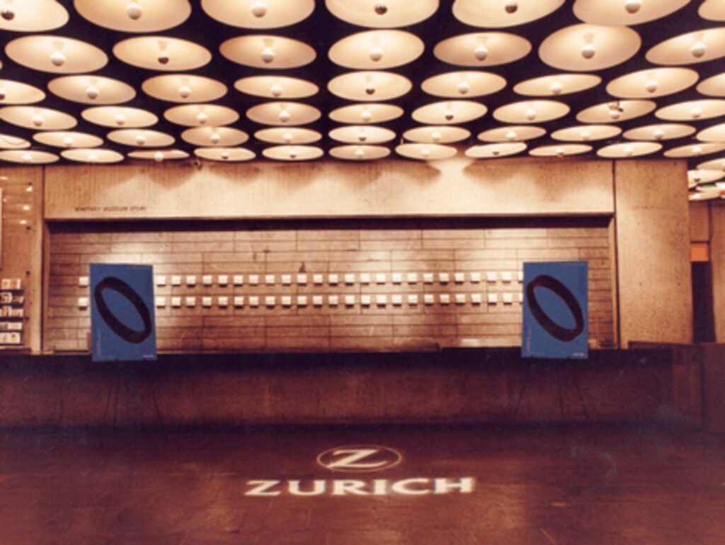 Zurich Capital Gala at The Whitney Museum