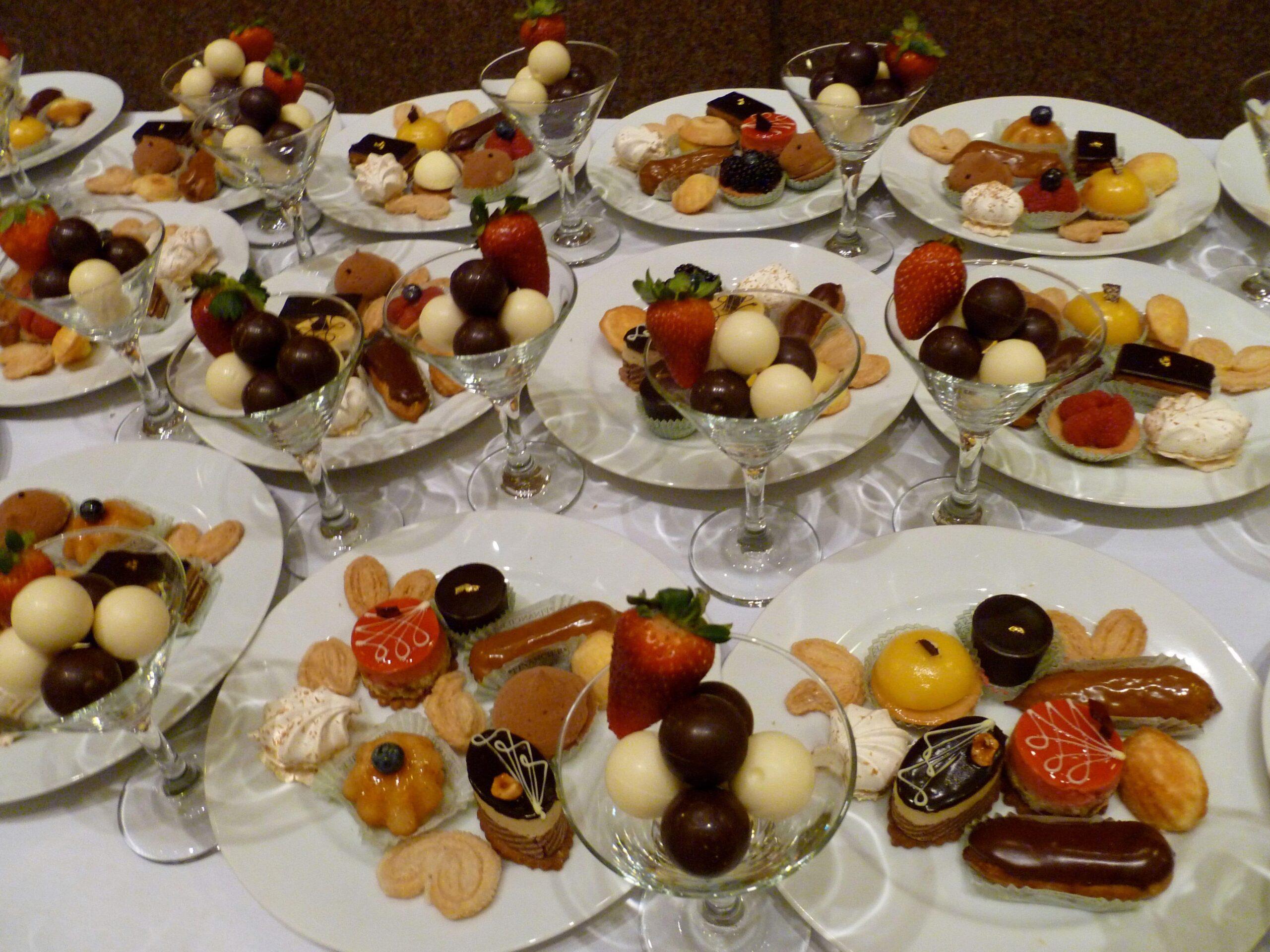 Assorted Mini Sweets